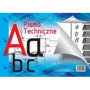 Pismo techniczne 418 PR
