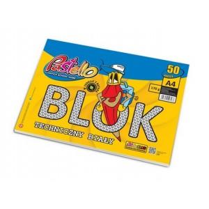 Blok TECHNICZNY A4/50...