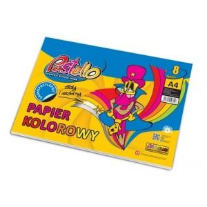 Papier kolorowy...