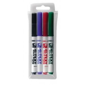 Mazaki ścieralne 580 4-kolory