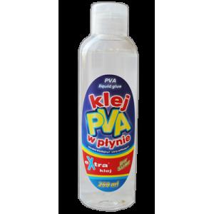 Klej płynny PVA GLUTEK 250 ml.