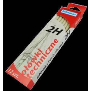 Ołówek techniczny 2H    v