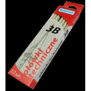 Ołówek techniczny 3B    v