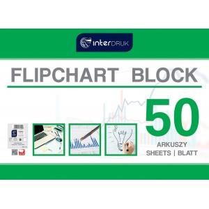 Blok do flipchartów...