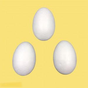 Jajka styropianowe BJ-9 9cm.