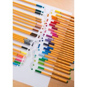STABILO cienkopis MIX kolorów