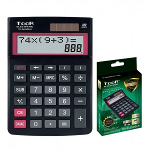 Kalkulator dwuliniowy TOOR...