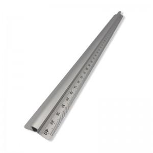 Linijka 40 cm aluminiowa z...