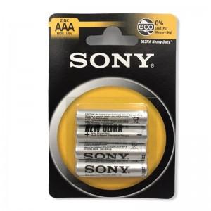 Bateria SONY R03 a'4 blister