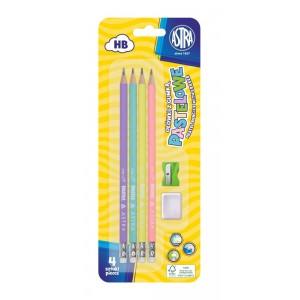 Ołówki PASTEL HB...