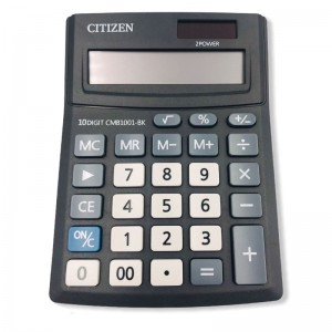 Kalkulator CITIZEN CMB-1001BK