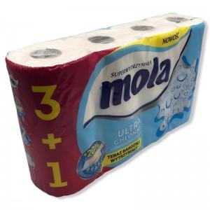 Ręcznik papierowy MOLA biały