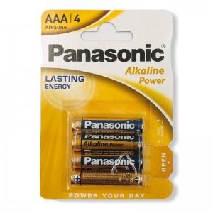 Bateria PANASONIC LR3/4...