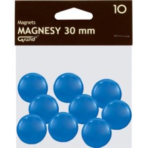 Magnesy 30mm GRAND kolor