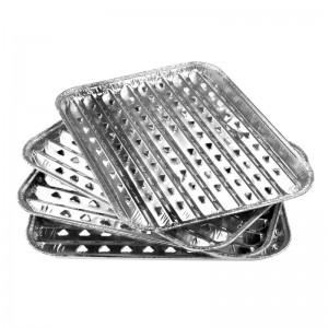 Tacki aluminiowe 4szt K0332