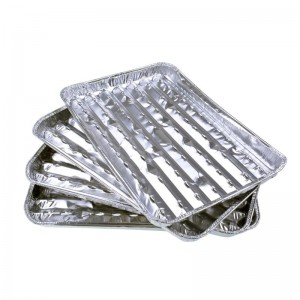 Tacki aluminiowe DUŻE 4szt...