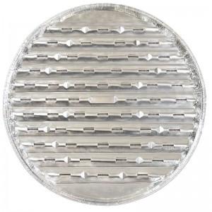 Tacki aluminiowe okrągłe...