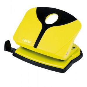 Dziurkacz EAGLE TYP6602 żółty