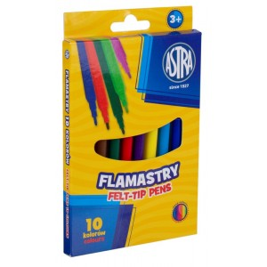 Flamastry CX-10 kolorów
