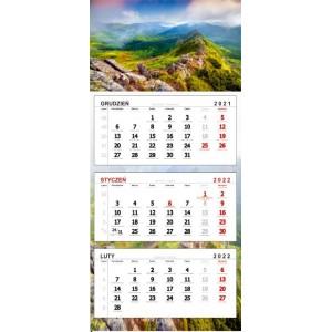 Kalendarz trójdz.skł. DAR