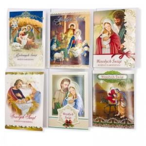 Karnet Świąteczny KB4 a'10...