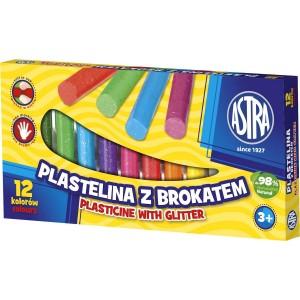 Plastelina 12 kolorów...